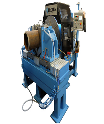 BB High Speed Pipe Beveling Machine